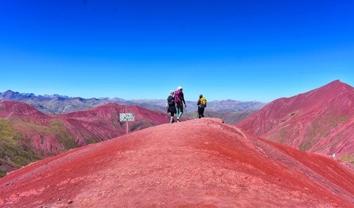 Full Day Tour Montaña de 7 colores - Servicio Grupal4